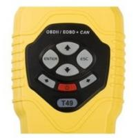 Multilingual CAN OBDII basic obd  Car Diagnostic Code Scanner - T49 16 - pin Interface Manufactures