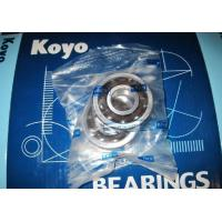 Super Precision Steel KOYO Bearing 7000 , Angular Contact Ball Bearing for High Speed Manufactures