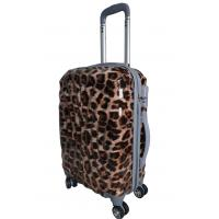 Hard Shell PC ABS Travel Trolley LUGGAGE with Wheels Manufactures
