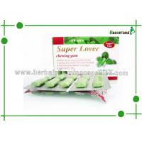 China Super Lover Chewing Gums Of Sex Enhancement Pills, Natural Male Enhancement Herbs on sale