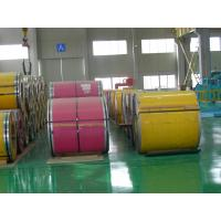 Prime Hot Rolled Steel Coils AISI 443 No.4, HL Surface Finish, PE Film For Screws, Bushings, Mine Ladder Rungs Manufactures