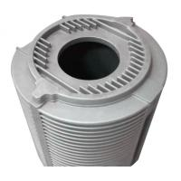 Heat Dissipation Aluminum Motor Housing Mill Finished Low Pressure Die Casting Manufactures