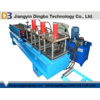 China Light Gauge Steel Frame Stud And Track Roll Forming Machine With High Performance on sale