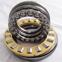 NSK NTN KOYO Axial Thrust Bearing , 51340 Banded Ball Thrust Bearing For Crane Hook Manufactures