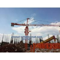 Top Climbing Types of Tower Cranes TC5513 ISO CE GOST Certification Quality Manufactures