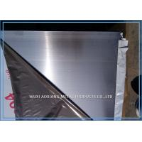 Hairline Brushed 304 316 Stainless Steel Sheets 4 x 8 22 Gauge Manufactures