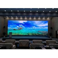 Seamless Indoor Led Advertising Led Display with Smart Monitoring & Protect Function Manufactures