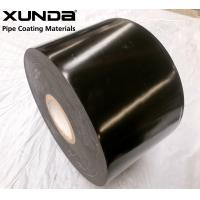 Equals to Polyken or MAFLOWLINE brand black color inner wrapping tape  cold applied