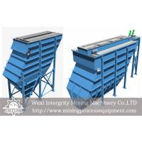 China Thin Layer Inclined Plate Primary Sedimentation Tank for Silver Beneficiation on sale