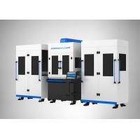 Leather Fabric Roll To Roll CO2 Laser Engraving Machine 800mmx800mm For Textile Manufactures