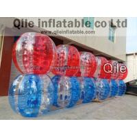 Big Inflatable Bumper Ball For Bubble Football Games Or Outdoor Entertainment Sport Manufactures