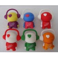 Super cartoon cute USB drive,USB disk with different shape and colors Manufactures