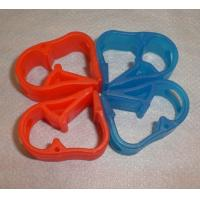 High Precision Medical Injection Molding on off pinch medium clamp Manufactures