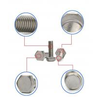 Quality Hardware Round Head Stainless Steel Carriage Bolts For Building Industry for sale