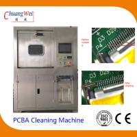 Circuit Board PCBA Washing Machine PCBA Cleaning Equipment 380V Power Supply for sale