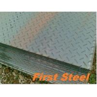 A36 Checkered Steel Plate Manufactures