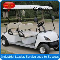 China 2015 New ! Cheap 4 seats electric golf cart on sale