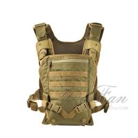 High Durability Tactical Baby Carrier Backpack With Soft Padded Back Panel for sale
