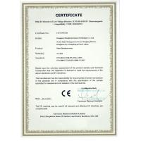 Dongguan Zhongli Instrument Technology Co., Ltd. Certifications