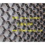 Hexagonal Mesh for refractory Manufactures