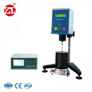 GB / T 2794-1995 Environmental Test Chamber Microcomputer High Temperature Digital Viscometer LCD screen Manufactures
