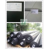 Quality waterproofing material HDPE geomembrane 2mm for garabge landfill for sale