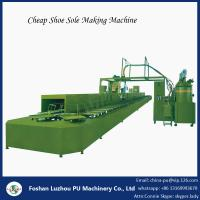 aPU pouring unit for making soles for safety shoes Manufactures