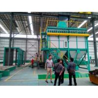 Zinc Hot Dip Galvanizing Equipment With Flue Gas Waste Heat Utilization System Manufactures