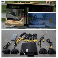 360  Degree Around View Monitor For The Bus Camera System keep The Bus Safty In Everytime Manufactures