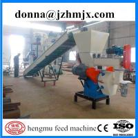 China Professional supplier high quality industrial wood pellet making machine on sale