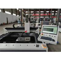 Automatic Edge Searching CNC Pipe Cutting Machine , CNC Tube Cutter Stable Performance Manufactures