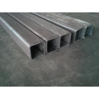 China Thick wall square steel tube on sale