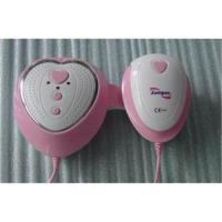 China Angelsounds fetal doppler,handset doppler fetale,portable fetal doppler on sale