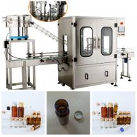 Fast Speed Linear Capping Machine Locking Cap Machine Simple Operation Manufactures