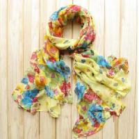Ramie Cotton Fabric Scarf Manufactures
