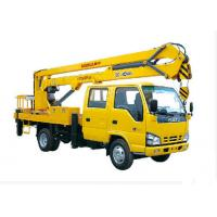 China XCMG 16m Lifting aerial platform truck , heavy construction equipment with Optional Chassis on sale
