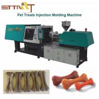 Injection Molding Pet Chews Machine/Nutual Dog Treats Toys  Making Machine Manufactures