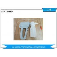 ABS Or PVC Handle Operated White Sputum Aspirator Consumable Medical Suppliers Manufactures