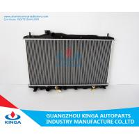 Quality Auto spare part Honda Aluminum Radiator for HONDA CIVIC'11 OEM 19010 durable for sale