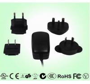 China 11Watt International Power Plug Adapters 5V , 2A Universal AC Adapter on sale