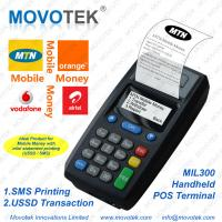 Quality Movotek Mobile POS Terminal for foot soldier's Electronic Airtime Distribution for sale
