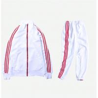 China Factory Supplying Private Label Cut And Sew Custom Tracksuit Sets on sale