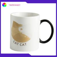 Household Ceramic Water Cups New Bone China Mug Food Contact Safe Personalized Manufactures