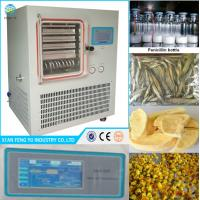 China factory price food freeze dryer/vacuum freeze dryer china/freeze drying Lyophilizer Machine for Instant coffee on sale
