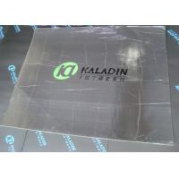 Single Side Vehicle Heat Insulation Mat With Glass Fabric Noise Reduction Pad Manufactures