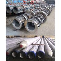 700mm / 800mm Concrete Pole Steel Mould , concrete electric poles Manufactures