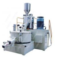 55 KW AC Motor PVC Plastic Mixture Machine 500 Kg / H With  Auto Feeding Dosing Manufactures