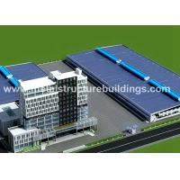 Quality Pre Fab Modern Steel Buildings for sale