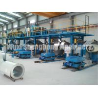 1000mm - 1250mm Sandwich Panel Production Line PLC System Manufactures