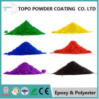Metal Furniture Epoxy Polyester Powder Coating RAL 1001 Color Smooth Finishing Manufactures